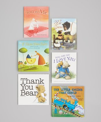 Little Letters Paperback Set