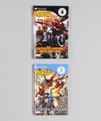 The Avengers Hardcover Set