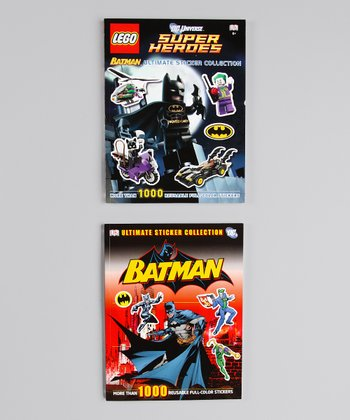 Batman Sticker Set