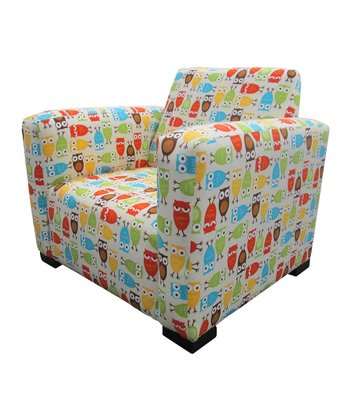 Owl Jayden Club Chair