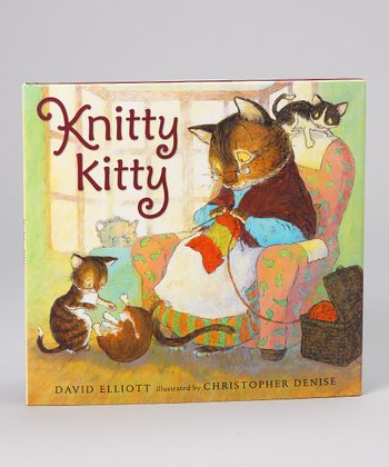 Knitty Kitty Hardcover