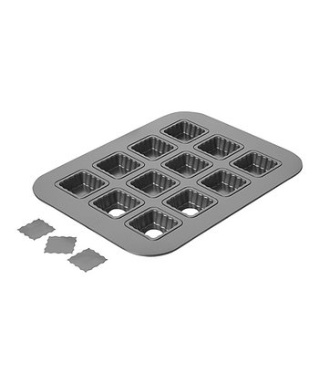 Lift & Serve Single Square Pan