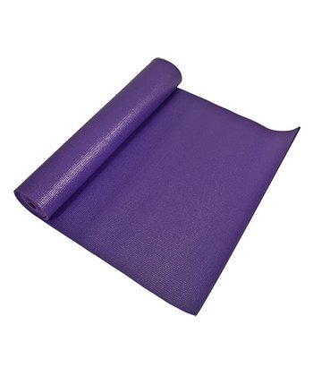 Purple Studio Yoga Mat