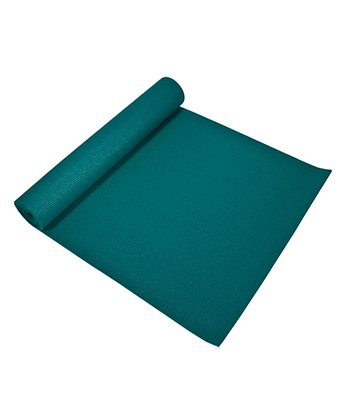 Teal Studio Yoga Mat