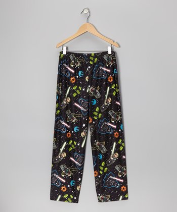 Navy LEGO Star Wars Pajama Pants - Kids