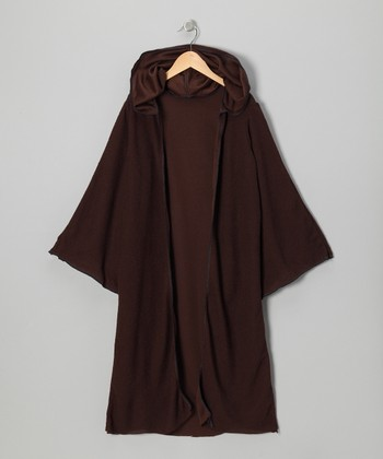 Brown Jedi Robe - Kids