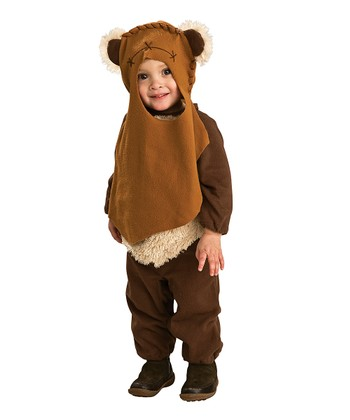 Brown Ewok Romper Set - Infant & Toddler