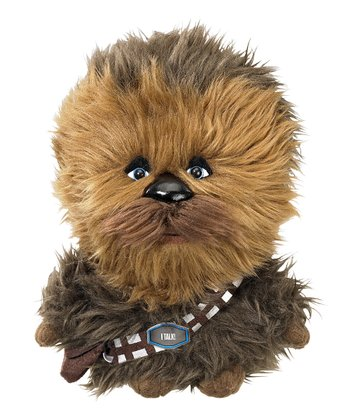 9'' Chewbacca Talking Plush Toy