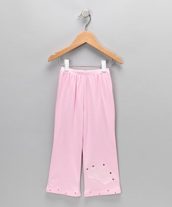 Pink Royal Baby Pants - Toddler