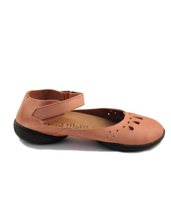 Coral Happiness Rosa Ankle Flat