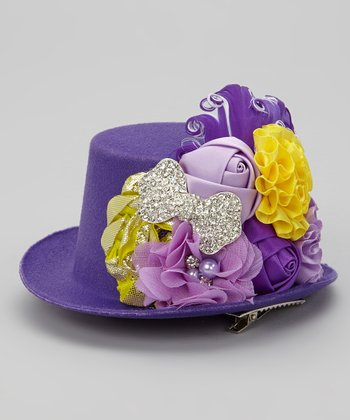 Purple Castle Song Top Hat