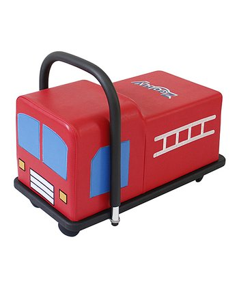 Fire Truck Zoomy Ride-On