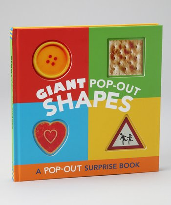 Giant Pop-Out Shapes Hardcover