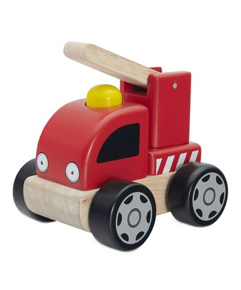 Baby Fire Engine Toy