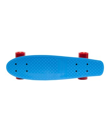 Blue Kryptonics Torpedo Skateboard