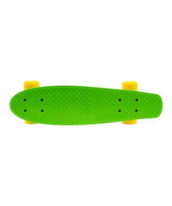 Lime Kryptonics Torpedo Skateboard