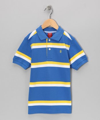 Bikini Stripe Polo - Boys