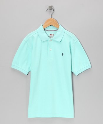 Mint Polo - Boys