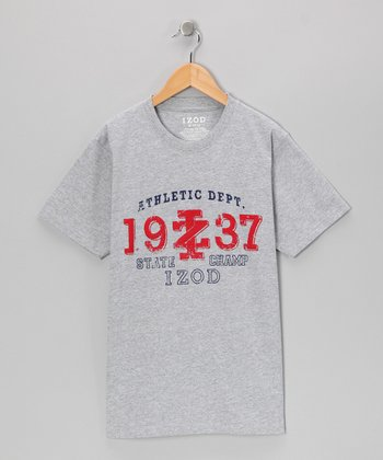 Light Gray '1937' Tee