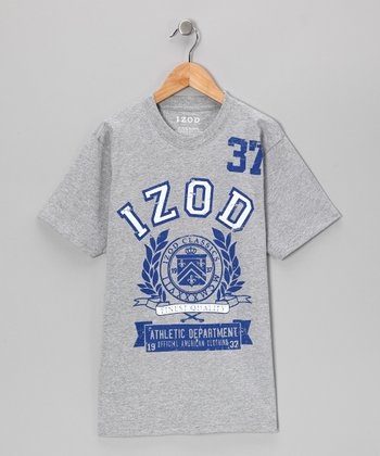 Light Gray '37' Tee