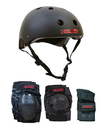 Airwalk Helmet & Pad Set