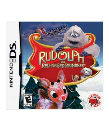 Rudolph the Red Nosed Reindeer Video Game for Nintendo DS