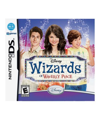 Wizards of Waverly Place Video Game for Nintendo DS