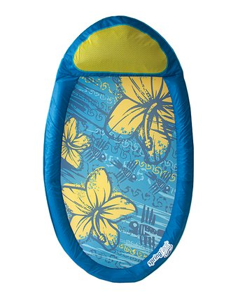 Blue Hibiscus Spring Float