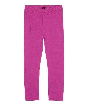 Pink Camilla Leggings - Toddler & Girls