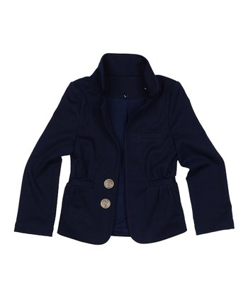 Royal Navy Jacket - Toddler & Girls