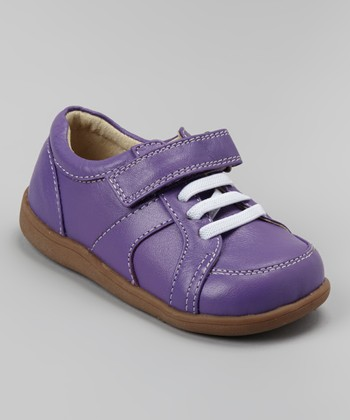 Purple Connor Sneaker