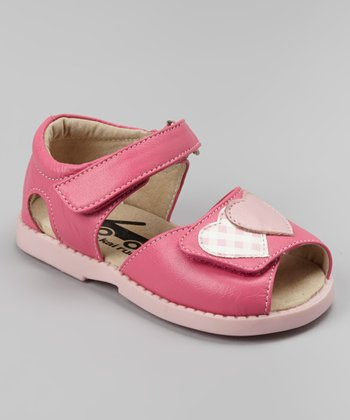 See Kai Run Hot Pink Penelope Sandal