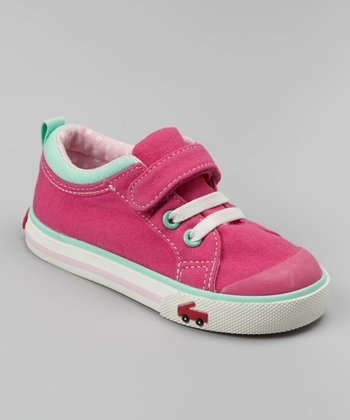 Hot Pink Stevie Sneaker