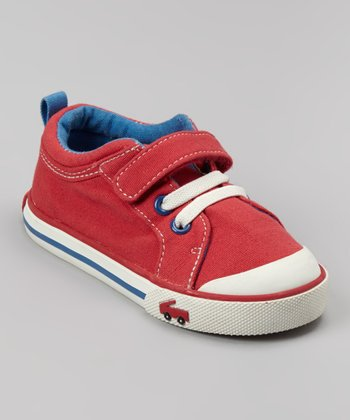 See Kai Run Red Stevie Sneaker