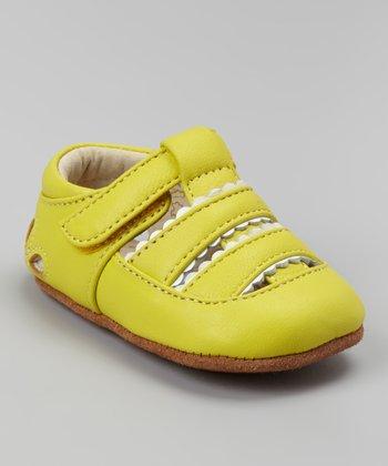 See Kai Run Yellow Brook Closed-Toe Sandal