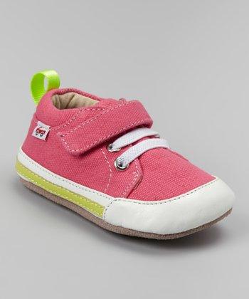 See Kai Run Hot Pink Cody Sneaker