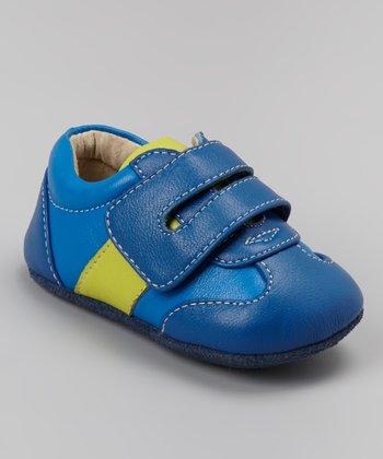 See Kai Run Blue Grant Sneaker