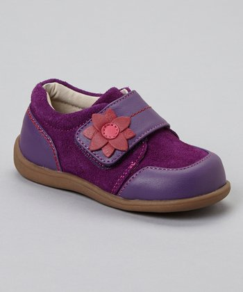 Purple Kora Shoe