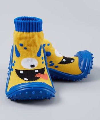 Skidders Yellow Cyclops Gripper Shoe