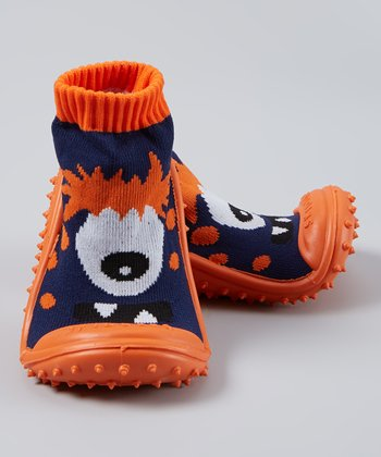 Blue Monster Eye Gripper Shoe