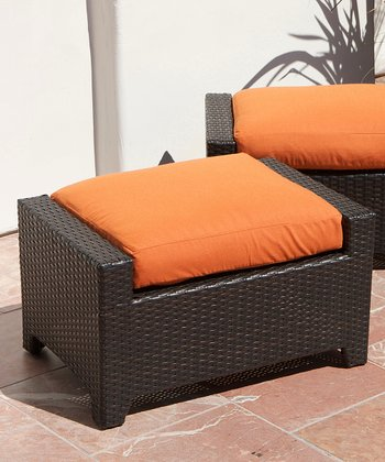 Tikka Club Ottoman - Set of Two