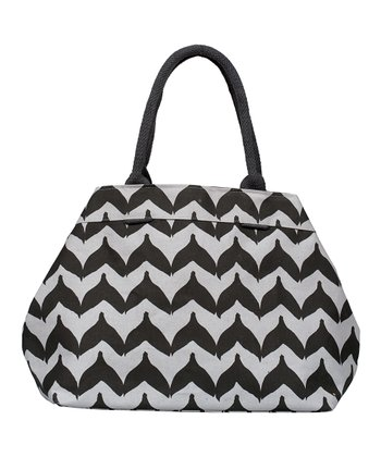 Black Torana City Tote