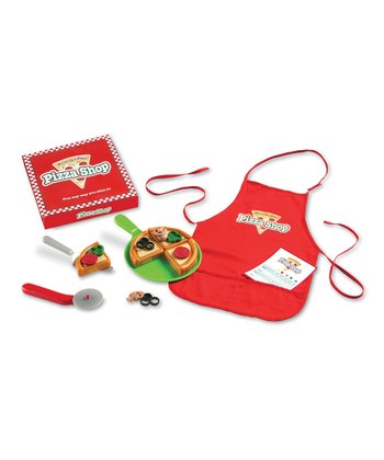 Pretend & Play Pizzeria Set