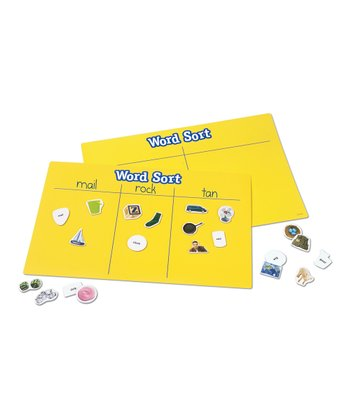 Write & Wipe Word Sort Activity Set