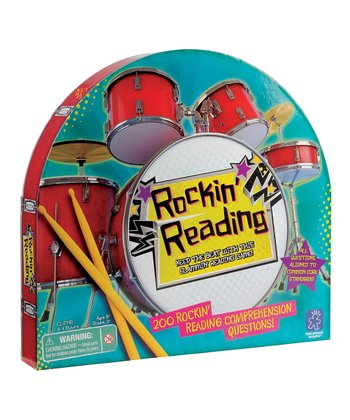 Rockin' Reading Comprehension Game