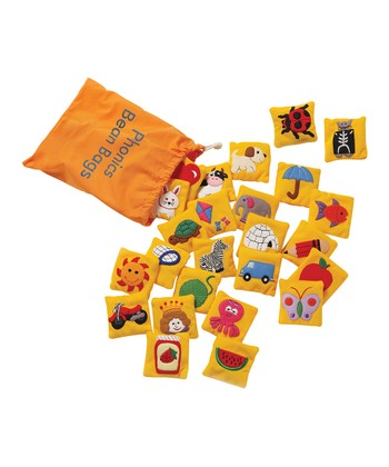 Phonics Beanbags Set