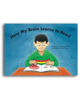 How My Brain Learns to Read Book