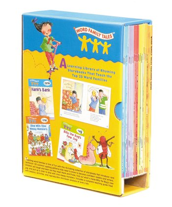 Word Family Tales Box Paperback Set