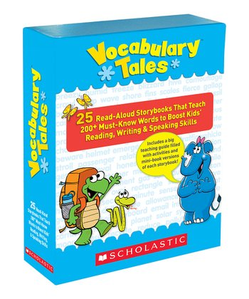 Vocabulary Tales Paperback Set