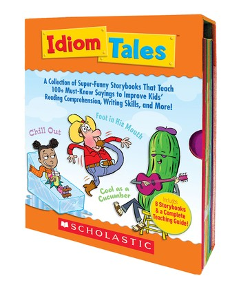 Idiom Tales Paperback Set